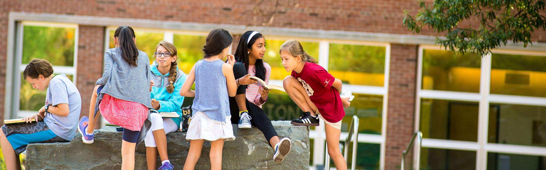 奥巴马姐妹儿为何选择西德威尔友好学校-Sidwell Friends School